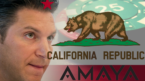 Amaya confident access to California online poker market will come soon