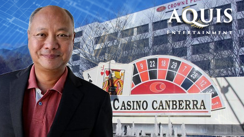Aquis to give Canberra casino a $330 million makeover
