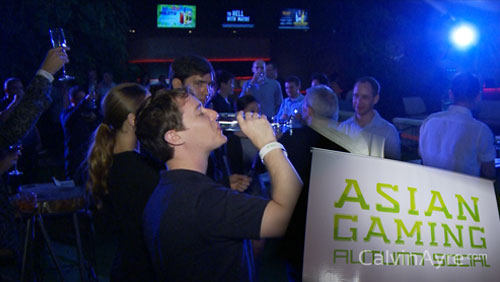 Asian Gaming Autumn Social Highlights