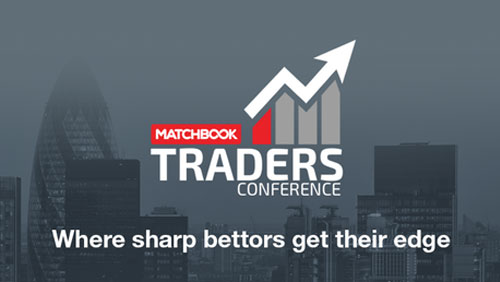 Attend the first annual Matchbook Traders Conference