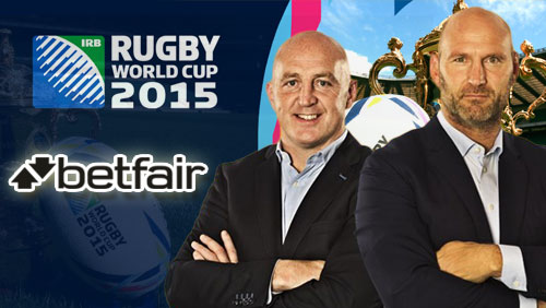 Betfair Sign Dallaglio and Wood to Lead Rugby World Cup Coverage