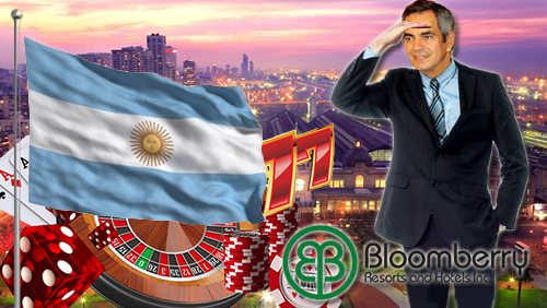 Bloomberry eyes next overseas venture in Argentina