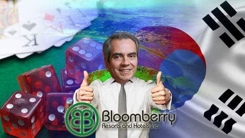 Bloomberry set to re-open casino in Korea