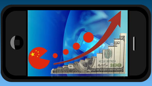 China's mobile gaming revenue to hit $5.5b, exceeds the U.S.