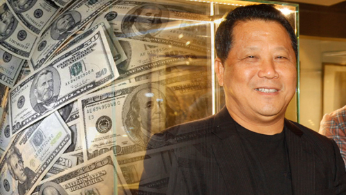 Chinese billionaire arrested for smuggling cash in the U.S.