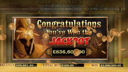 Colossus Bets and CORE Gaming launch world's first partial cash-out slot with Sky Vegas