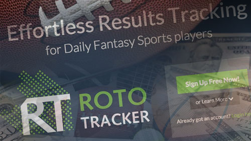 DFS Bankroll &  Analytics Tracker Hits The Market