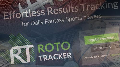 DFS Bankroll & Analytics Tracker Hits The Market