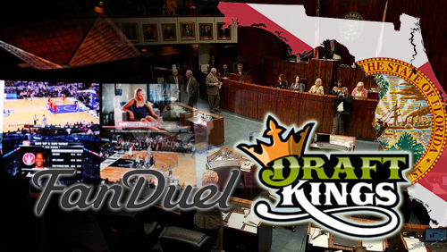 DFS lobbies for blessings of Florida lawmakers; NJ court calls on leagues to respond to sports betting case appeal
