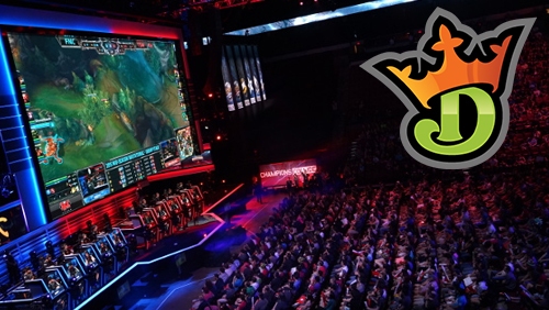 DraftKings ventures into world of fantasy eSports