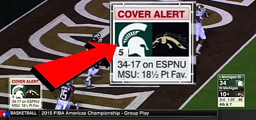 point spreads nfl football covers