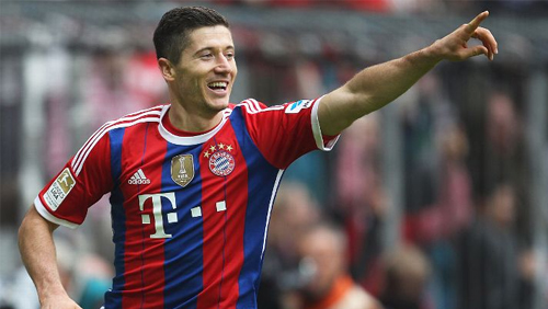 Five Magical Footballing Moments Inspired by Lewandowski's 5-Goal, 9-Minute Barrage Against Wolfsburg