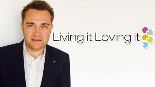Former World Poker Tour Chief Neil Barrett Joins Living it Loving it