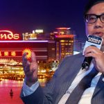 Gambling outsider to head Sands China ops