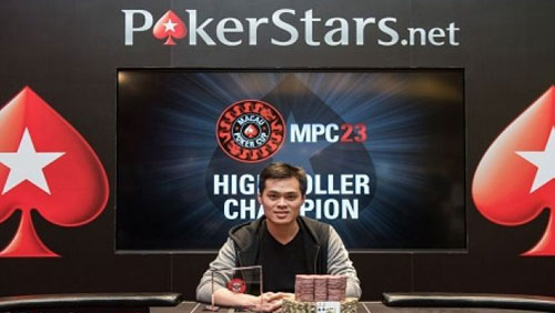 James Chen Wins the Macau Poker Cup 23 High Roller; Alner and Davies Final Table