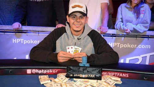 Jeremy Kloeckner Wins HPT Ameristar East Chicago