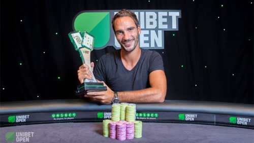 Julien Sitbon Wins Unibet Open Cannes