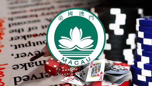 Macau gaming regulator to revise junket regulation