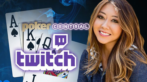 Maria Ho Joins Poker Central Twitch Channel