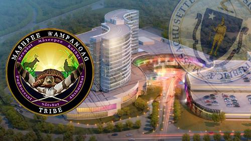 Mashpee Wampanoag to build Massachusetts casino in 2016