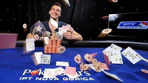 Matteo Mutti Wins the IPT Nova Gorica Main Event