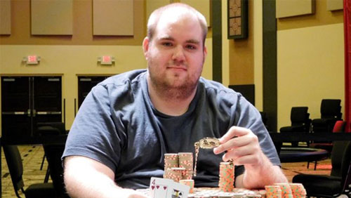 Maxx Coleman Wins the River Poker Series Main Event