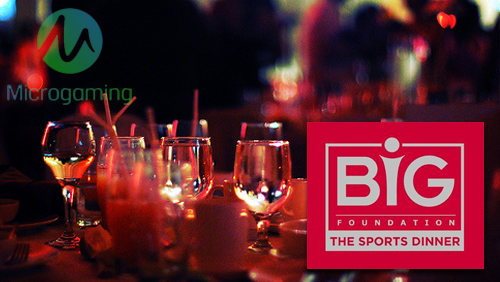 Microgaming's BiG Sports Dinner heats up as After-Party announced!