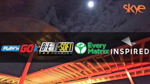 Network with 100+ gaming executives this Friday at Skye bar, Manila