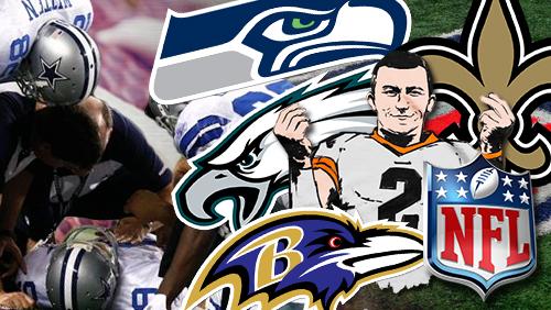 NFL Sunday Betting Recap Week 2