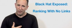 SEO Tip of the Week: Black Hat Exposed - Ranking with No Links