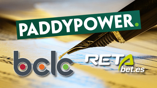 Paddy Power unveils B2B partnerships in Spain and Canada