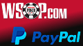 WSOP.com adds Paypal payment option