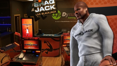 Shaquille O'Neal to unveil hybrid slot in Parx Casino