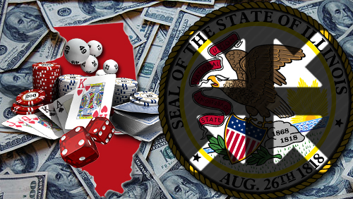 Shrinking gambling industry will not cure Illinois' money woes