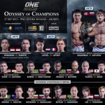 Three Additional Bouts Announced For One: Odyssey Of Champions