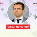 Viktor Romaniuk, deputy of the Verkhovna Rada, will present a report at the Ukrainian Gaming Congress