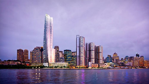 Crown Resorts to downsize New South Wales casino