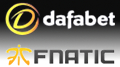 Dafabet ink partnership with pro eSports organization Fnatic