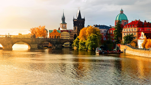 It's Prague for Poker in December