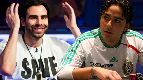 JC Alvarado and Olivier Busquet Agree to Six-Figure Brawl