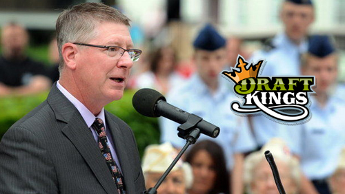 Key lawmaker in Mass. gambling still waiting for DraftKings to call