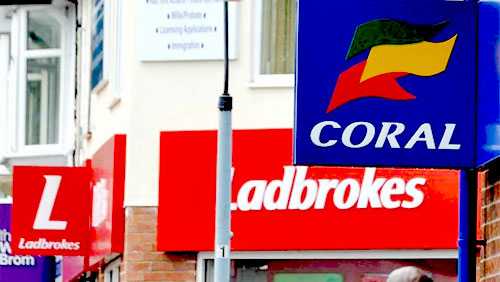 Ladbrokes secures £1.35b to fund Gala Coral merger