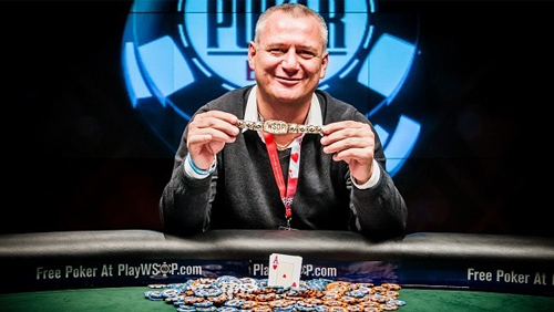 Makarios Avramidis Pulls off a Shock in WSOPE Opener