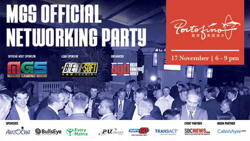 MGS Official Networking Party