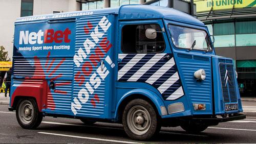 "NetBet's ""Make Some Noise"" Campaign Moves Into Twickenham"