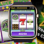 New slot app for Apple Watch ready for real-money gaming