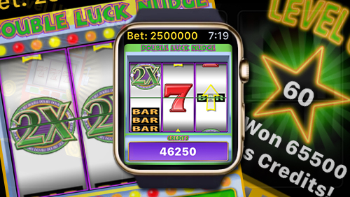 Double Luck Nudge Slot - Play for Free or Real Money