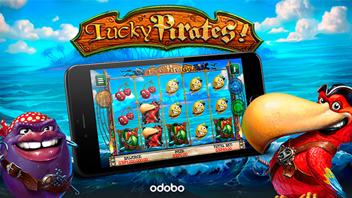 Playson's Popular Slot Game, Lucky Pirates, Launches via Odobo