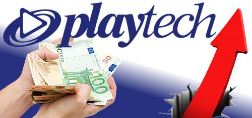 playtech-revenue-rises