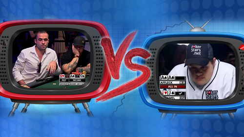 Poker Update Launch TV's Most Memorable Hand Promotion